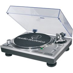 Audio Technica AT-LP120USB Direct Drive Professional DJ Turntable