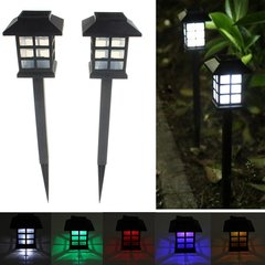 Solar Oriental  Lamp  set of 2