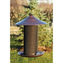 Coppertop Thistle Tube Finch Feeder