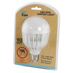 10 Watt LED Bug Zapper Light Bulb