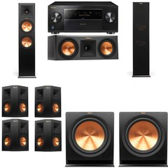 The ultimate Home Theater Ststem Klipsch and Pioneer