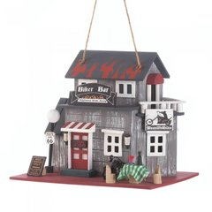 Biker Bar Bird House