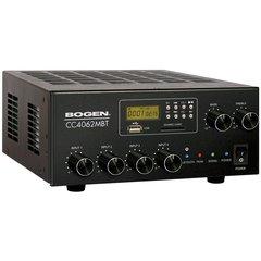 Bogen CC4062MBT 40 Watt, 5 Input Compact Mixer/Amplifier w/Built-in MP3 Player and Bluetooth