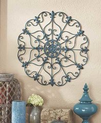 "16"" Iron Wall Medallions"