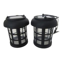 Umbrella Hanging Solar Lantern 2 pack