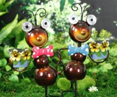 Solar Powered Garden Decor Ant Light