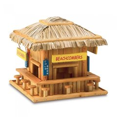 Beach Hangout Bird House