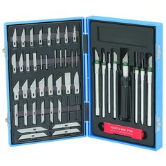 56 Pc Precision Knife Set