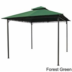 Vented Canopy Gazebo in 8 Color Choices