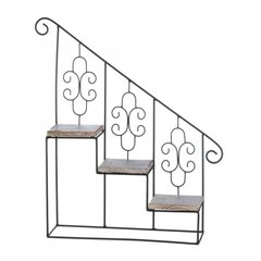Stair Case Wall Shelves
