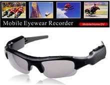Multifunctional Mobile Camera Sun Glasses with Video Recorder