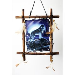 Wood Frame Dream Catchers