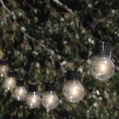 Solar Patio String Lights
