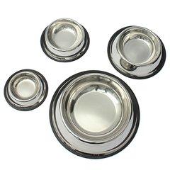 Stainless Steel Non-slip Pet Bowls