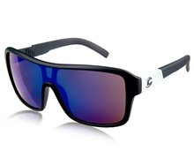 OREKA Unisex Vintage Sunglasses with Plastic Framee & Lenses