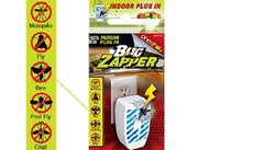 Indoor Plug In Bug Zapper