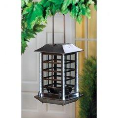 Solar Birdfeeder Lantern