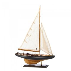 Bermuda Schooner Ship Model