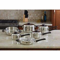 9-Element Cookware 17 piece Set