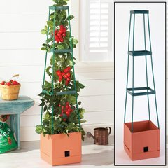 Tomato Growing Tower