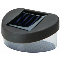 Solar LED Fence Lights Set oh 4