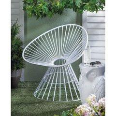 Modern Iron Pateo Lounge Chairs