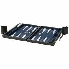 Backgammon Game with Carrying Case