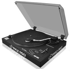 Belt Drive USB Turntable with Digital Recording Software