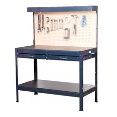 Multi Use Workbench with Light