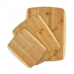 Bamboo Cuttibg Boards Set of 3