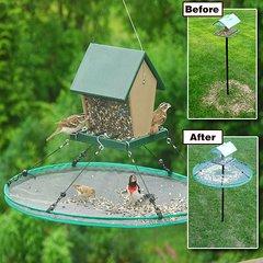 Bird Feeder Seed Catcher Hoop