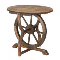 Wagon Wheel Furniture