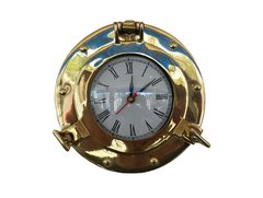 Deluxe Class Porthole Clocks