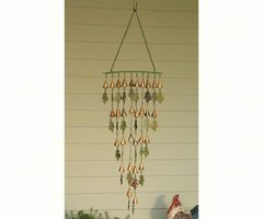 Shimmering Bells Wall Decore or Wind Chimes