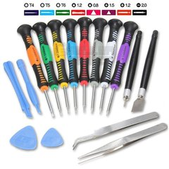 16 in 1 Repair Opening Tools Kit Screwdriver Set For Cell Phones and Electronics