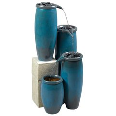 Quade Urns Outdoor or Indoor Fountain