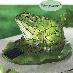 Solar Powered Mosaic Garden  Lights