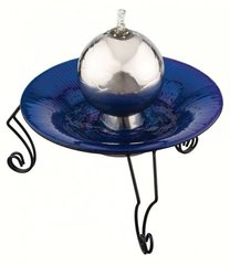 "12"" Gazing Ball Fountain"