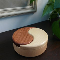 Hand Made Hardwood Puzzle Boxes