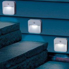 Outdoor Motion Sensor Lights Set of Three