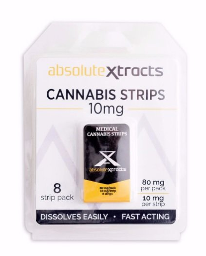 Absolute Xtracts- Cannabis Strips