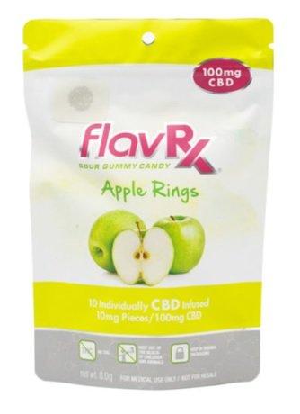 Flav Gummies CBD- 100mg