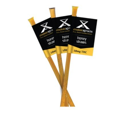 Honey Straws 10 mg by Absolute Xtracts