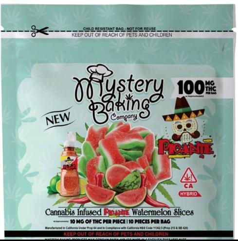 Mystery Baking - 100mg