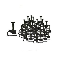 Black Tubing Clamps