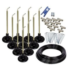 Ground Riser Kit 10 Pack