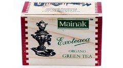 MAINAK ORGANO GREEN TEA 100GM