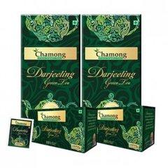 CHAMONG DARJEELING GREEN TEA BAGS