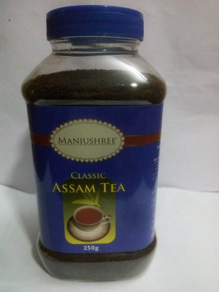 Manjushree Assam CTC 250gm jar