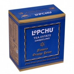 LOPCHU FLOWERY ORANGE PEKOE 250GM
